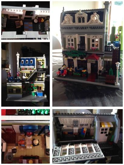 Lego hus 1